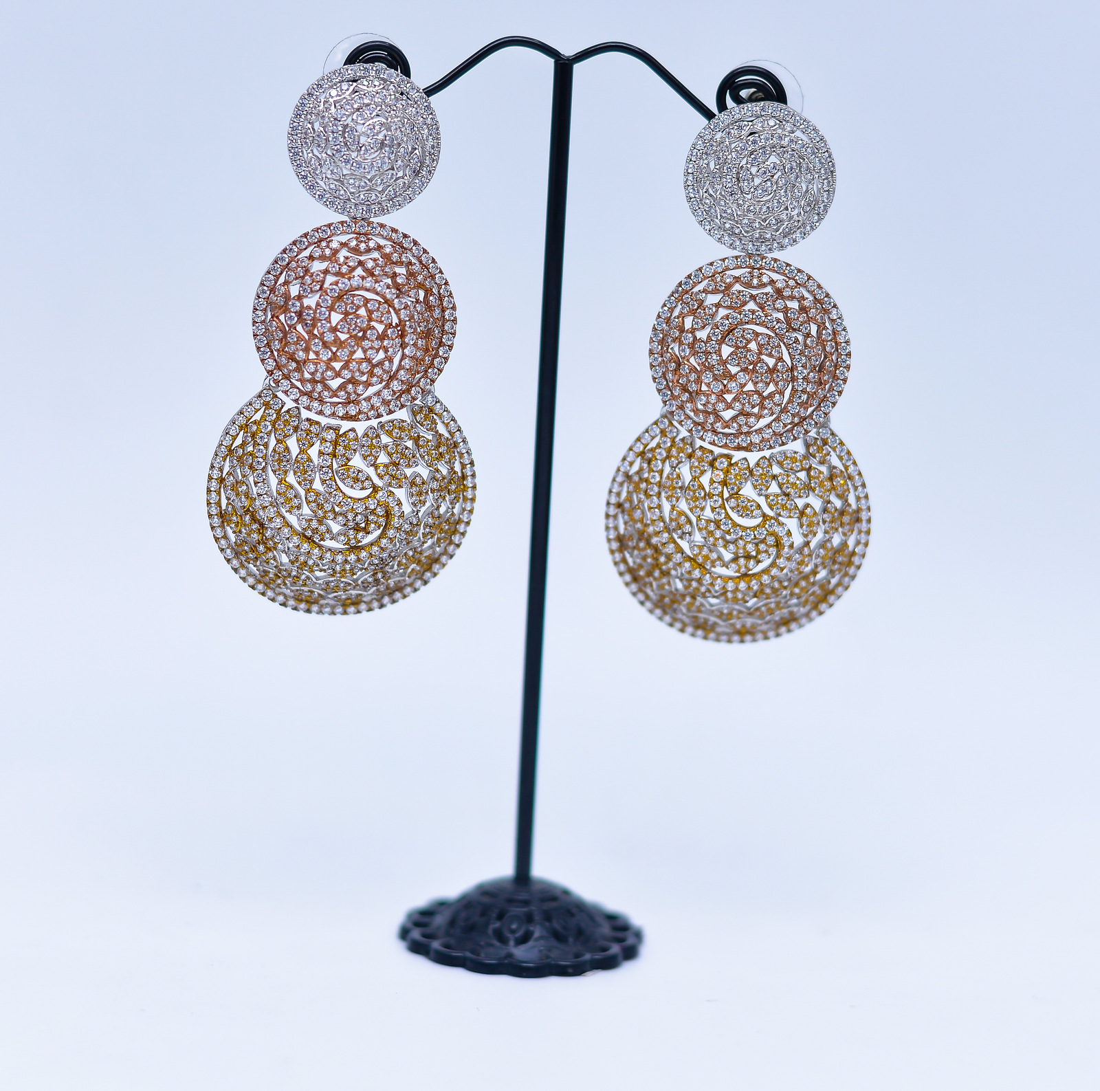 Eminent Studded Earrings
