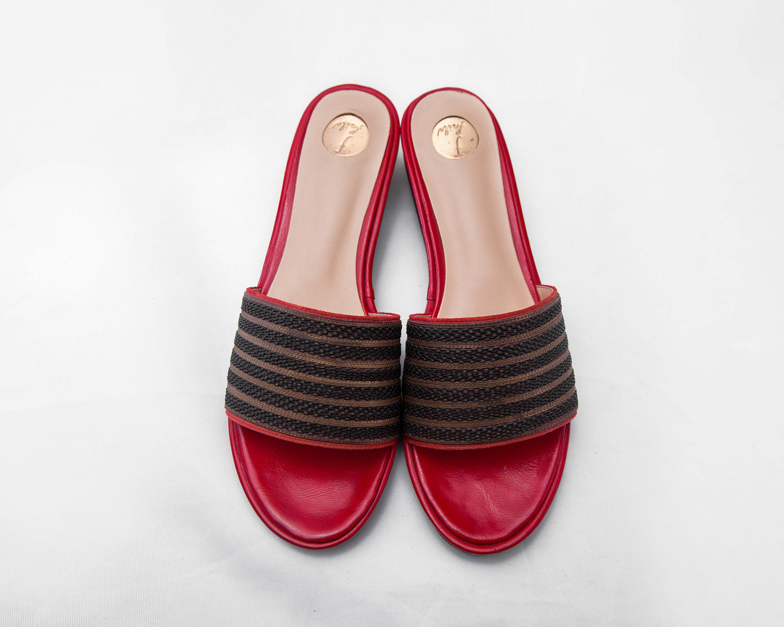 Fnile Flats Slippers